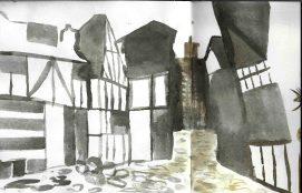 17th Century London streets