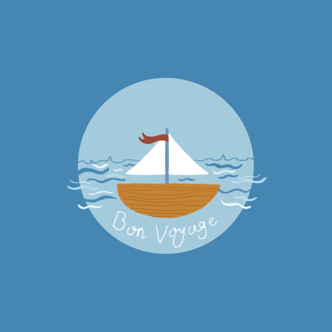 bon voyage - laura wright illustration 19